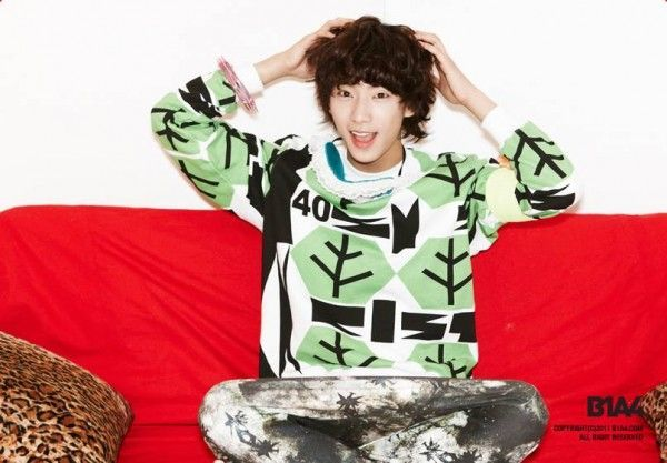 "B1A4 >> Álbum ""IGNITION""[Repackage] Gongchan-itb1a4"